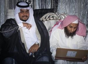 """""""مراد آل هادي"""" يحتفل بزواجه"""