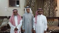 آل مهاب يحتفلون بخطوبة المعلم مراد علي المهابي