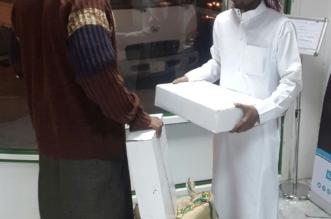 البر بأم الساهك توزع 12 ألف كيلو من الخضار والأرز و700 كرتون تمر - المواطن
