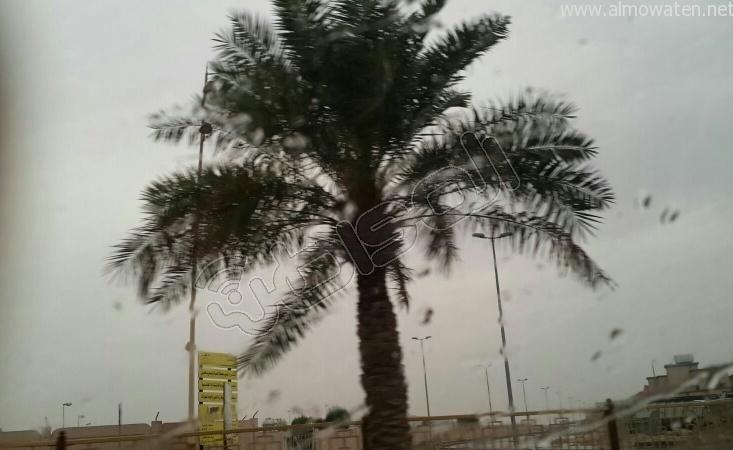 أجواء الخفجي صباح اليوم (5)