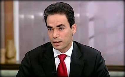 أحمد-المسلماني،-المستشار-الإعلامي-للرئيس-المؤقت-مصر