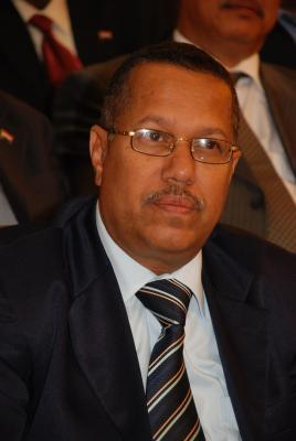أحمد عبيد بن دغر -رئيس الوزراء اليمني