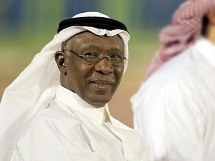 أحمد عيد رئيس الاتحاد السعودي لكرة القدم