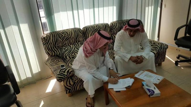 أحمد مسعود يتسلم نادي الاتحاد من هيئة الرياضة (1)