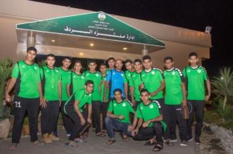 بالصور.. أخضر اليد للشباب يقيم معسكر داخليًا في الطائف - المواطن