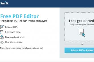 4 روابط مفيدة للتعديل على ملفات PDF بسهولة - المواطن