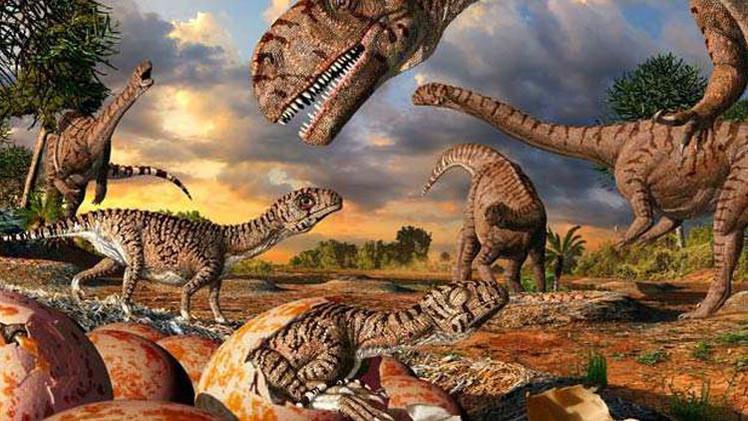 أدلة جديدة تكشف عن سر انقراض الديناصورات