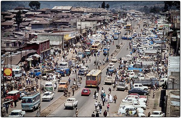 3 انفجارات تهز أديس أبابا الإثيوبية