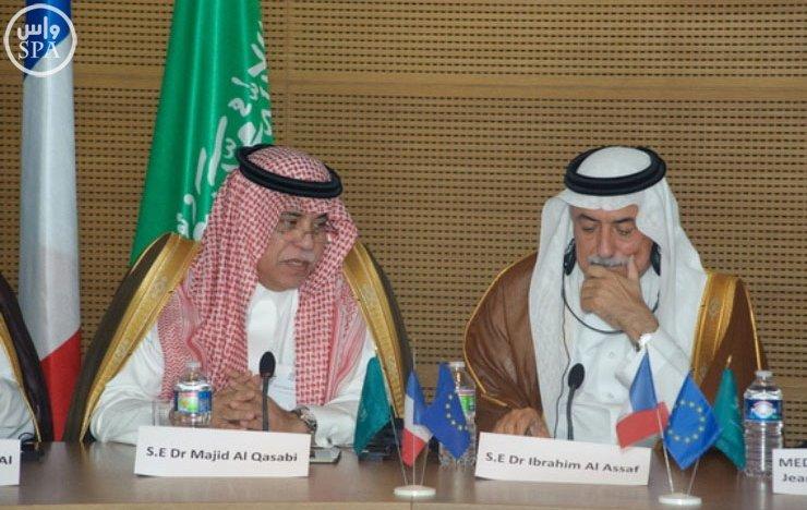 أربعة وزراء سعوديين يستعرضون رؤية 2030 في مجلس الأعمال السعودي – الفرنسي (1)