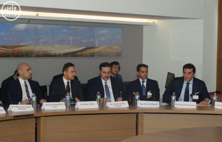 أربعة وزراء سعوديين يستعرضون رؤية 2030 في مجلس الأعمال السعودي – الفرنسي (10)