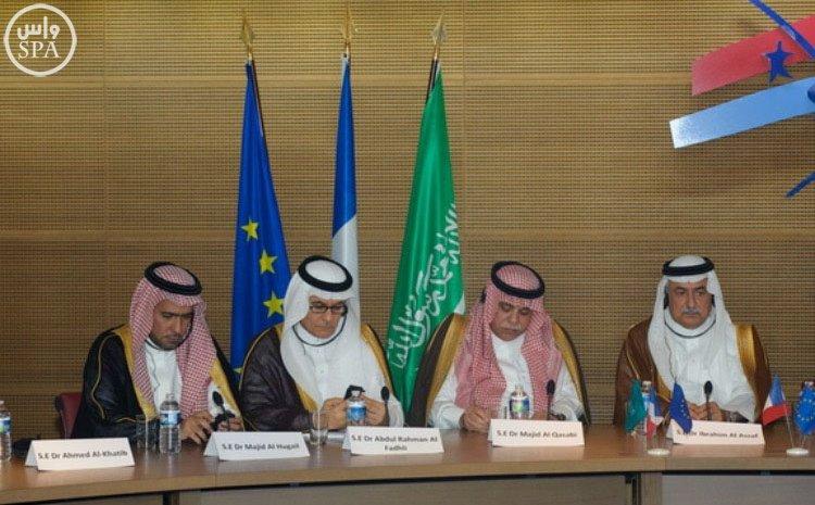أربعة وزراء سعوديين يستعرضون رؤية 2030 في مجلس الأعمال السعودي – الفرنسي (3)