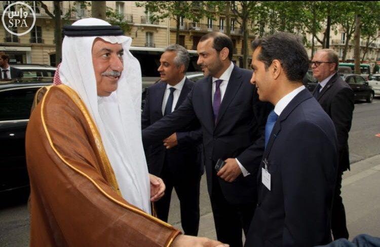 أربعة وزراء سعوديين يستعرضون رؤية 2030 في مجلس الأعمال السعودي – الفرنسي (6)