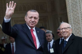 أردوغان يتلقى صفعة سياسية من الرئيس التونسي بعبارة واحدة تختزل المواقف - المواطن