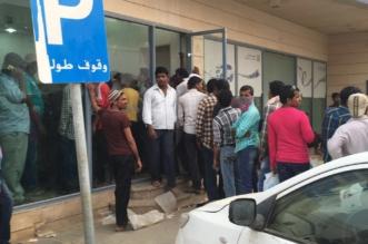 أزمة خانقة حول الصرافات الآلية في محافظتي بيش وهروب ! - المواطن