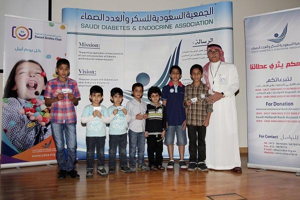أطفال استفادوا من برامج الدعم المعنوي