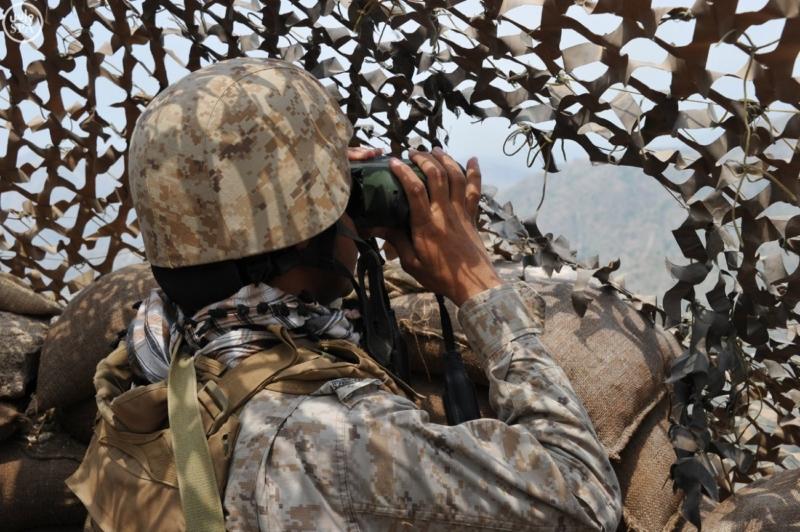 أعمال البطولية التي يقوم بها أفراد القوات المسلحة بالخطوط الأمامية بالشريط الحدودي 1