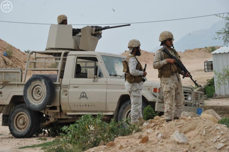 أعمال البطولية التي يقوم بها أفراد القوات المسلحة بالخطوط الأمامية بالشريط الحدودي 3
