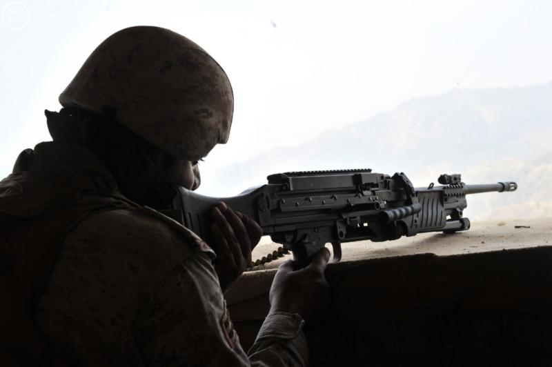 أعمال البطولية التي يقوم بها أفراد القوات المسلحة بالخطوط الأمامية بالشريط الحدودي 6