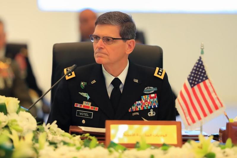 أعمال مؤتمر دول التحالف ضد تنظيم داعش الإرهابي (85747990) 