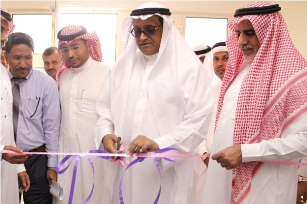 أفتتح مدير عام الشئون الصحية بمنطقة جازان الدكتور احمد السهلي،