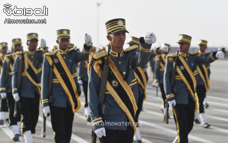 نتائج القبول المبدئي على وظائف القوات الخاصة للأمن الدبلوماسي