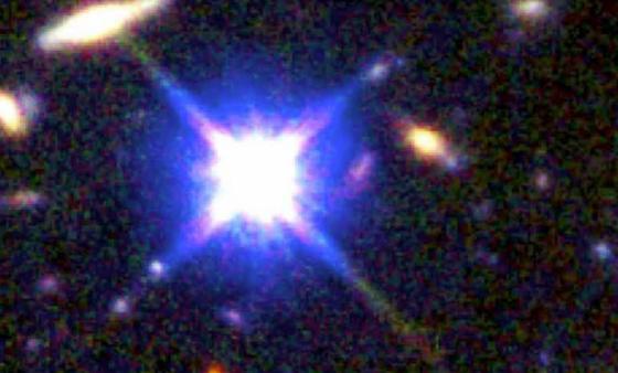 أكتشاف أول نجم
