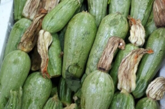 مصادرة محاصيل زراعية مجهولة المصدر في سوق السليمانية بالسيح - المواطن