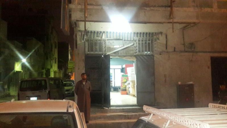 بالصور.. أكثر من 501 كيلو أغذية سورية مخالفة في شقة سكنية بالدمام