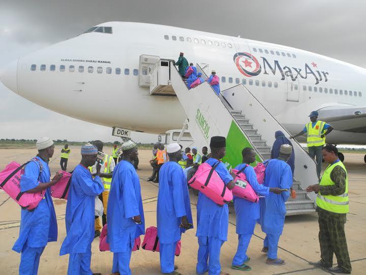 أكثر من 9 آلاف حاج نيجيري توجهوا لأداء الحج.. و8 آلاف ينتظرون التصاريح