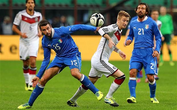 ألمانيا و إيطاليا