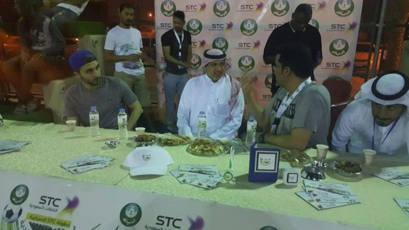 أمانة الرياض تستثمر البنية التحتية في الساحات البلدية (1)