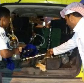 أمانة الرياض تطلق حملة لمنع الشيشة 1