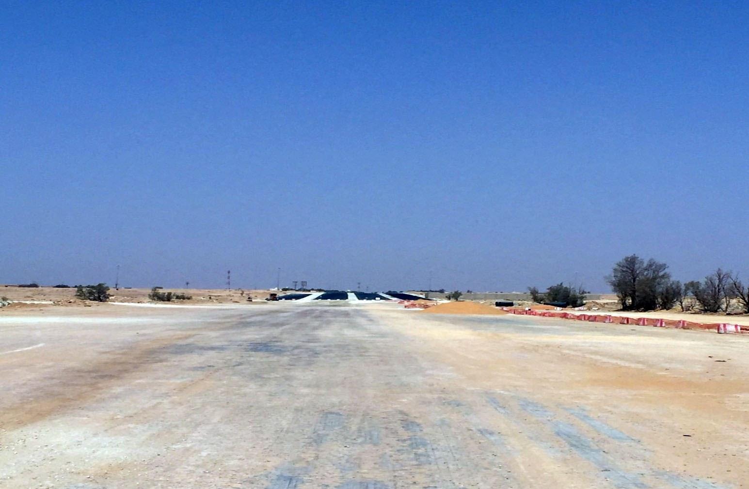 أمانة القصيم تنهي تنفيذ وتأهيل 83 كم من الطرق الهيكلية والرئيسية (1)