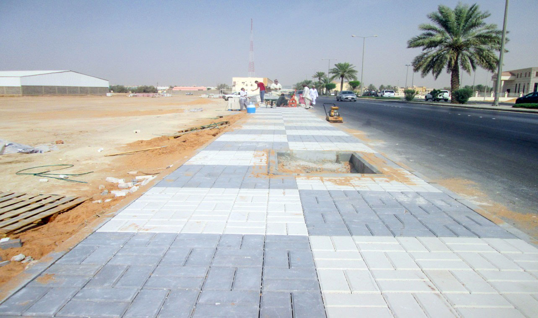 أمانة القصيم تنهي تنفيذ وتأهيل 83 كم من الطرق الهيكلية والرئيسية (3)