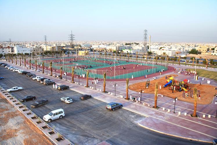 أمانة منطقة الرياض تقيم دوري رياضي للحواري2