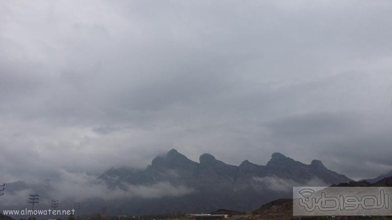 أمطار أضم (2)