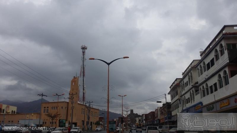 أمطار أضم (3)