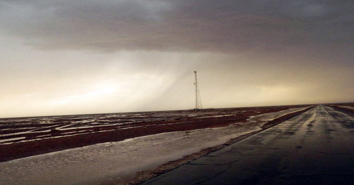 الأرصاد تحذّر من أمطار غزيرة على الدوادمي وساجر والبجادية والرويضة والقويعية