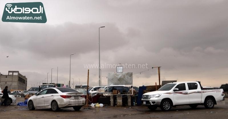 أمطار الرياض (1)