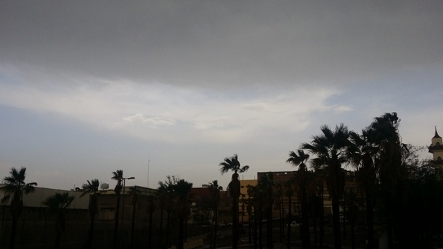 أمطار رعدية على أضم والطائف والعرضيات وميسان