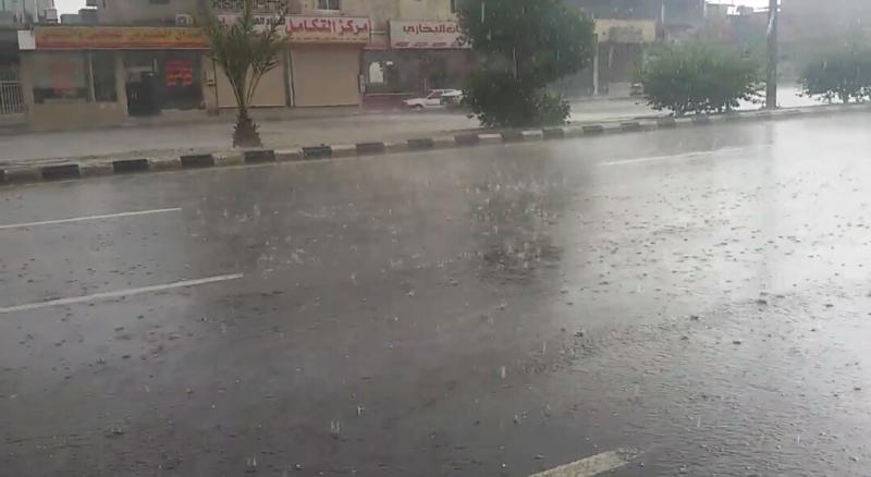 أمطار-الطائف