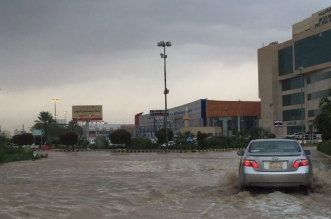 مدني القصيم يُحذر: أمطار رعدية ورياح قوية تضرب المنطقة - المواطن