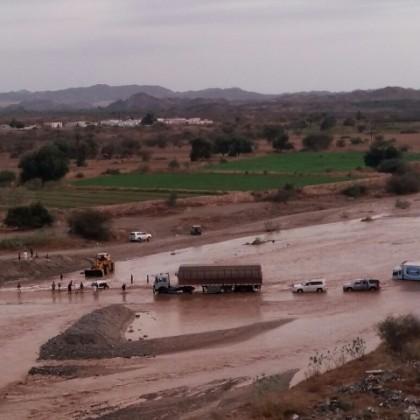 أمطار-القنفذه (1)