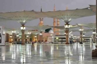 مدني المدينة يُحذر من أمطار غزيرة حتى مساء اليوم - المواطن