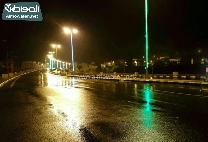 أمطار النماص15