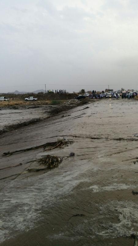 أمطار جازان (1)