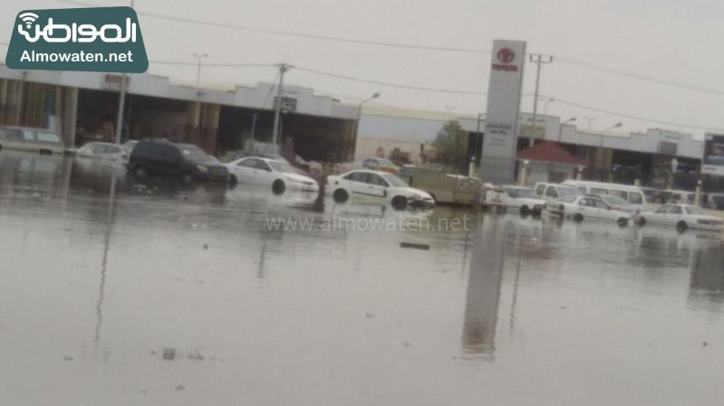أمطار جازان (10)