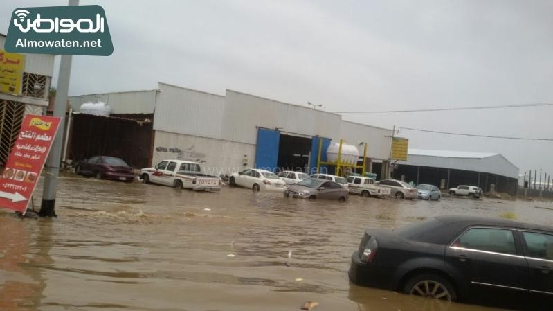 أمطار جازان (11)