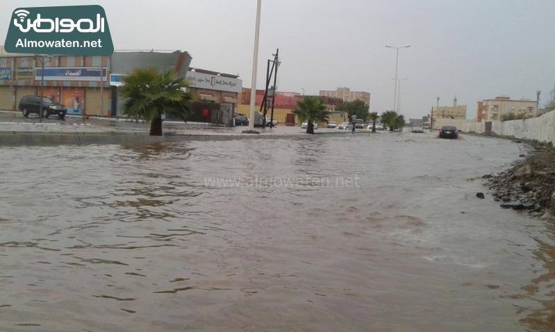 أمطار جازان (12)