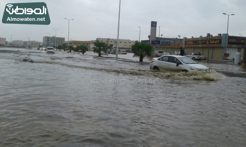 أمطار جازان (13)